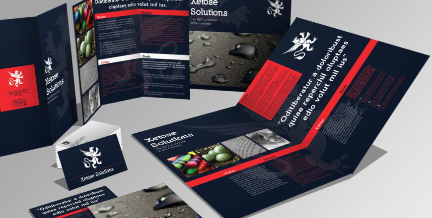 How Brochure Printing Helps in Brand Management
