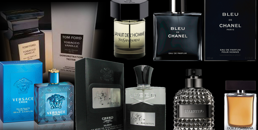 Top 7 Best Men's Colognes For Valentine 2017