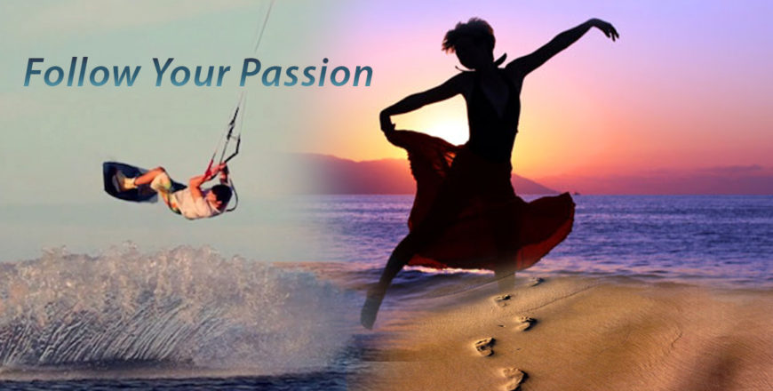 Why following your passion is emotionally challenging?