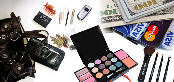 What should every woman have in her bag?