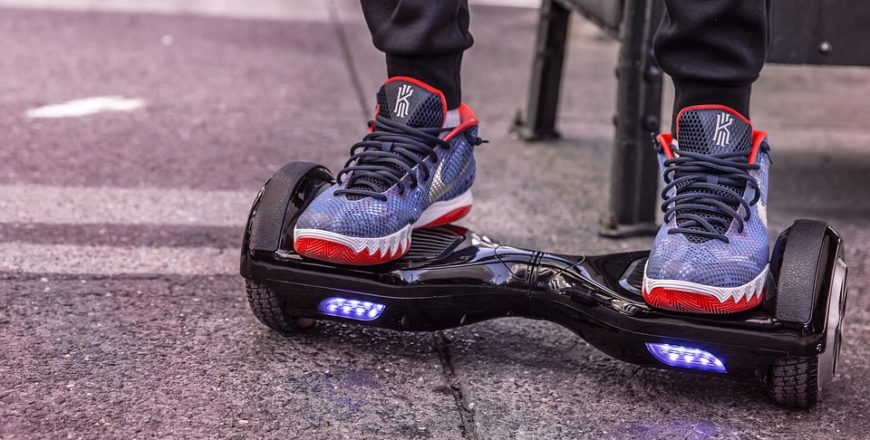 The Rise of Hoverboard