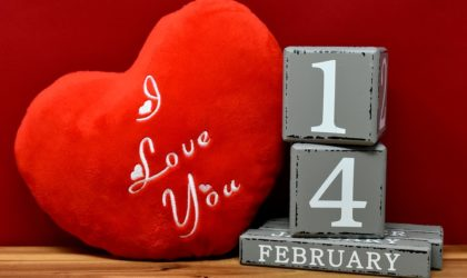 Top 4 Valentine's Day Gift Ideas