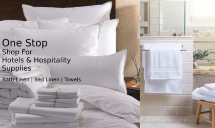 Hotel And Hospitality Supplies Company in USA | D-ZEE Textiles LLC